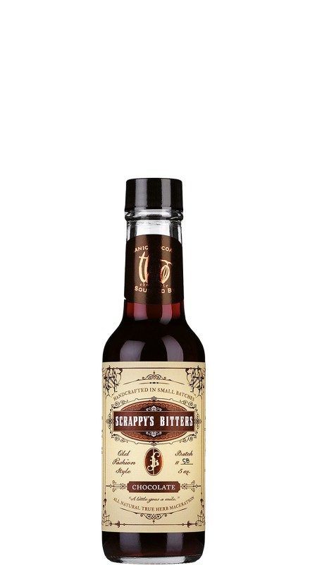 Scrappy's Bitters Chocolate 48.5°