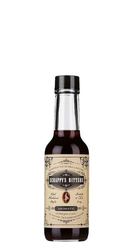 Scrappy's Bitters Aromaticp