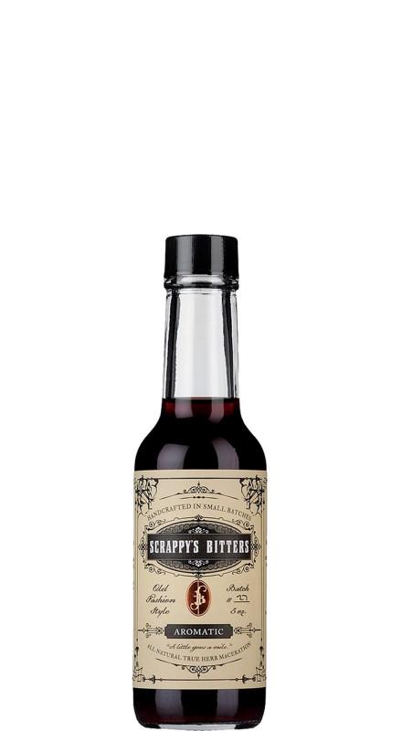 Scrappy's Bitters Aromatic 46.6°