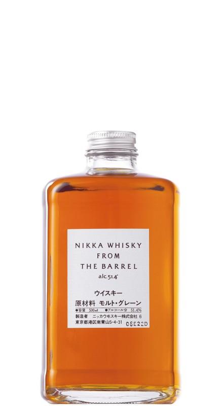 Nikka From The Barrel Blended Whisky 50 cl