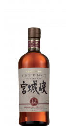 Nikka Miyagikyo 12 Y.O. Single Malt Whisky
