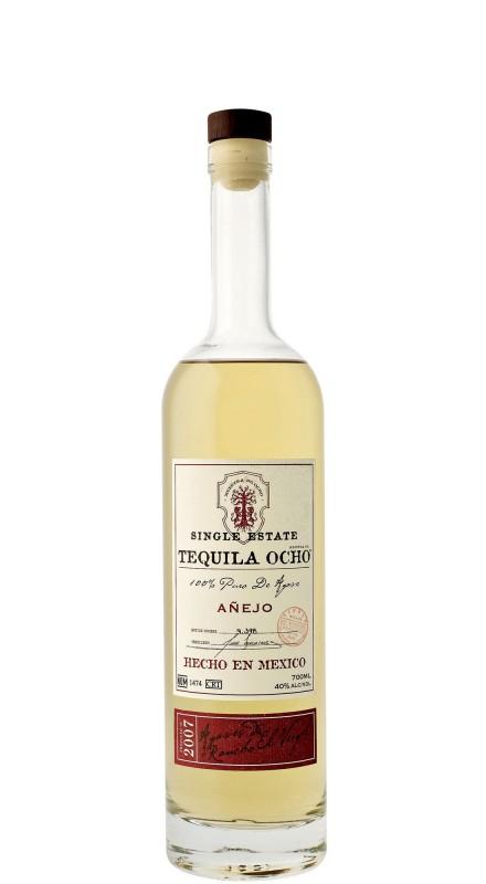 Ocho Anejo 2007 Tequila