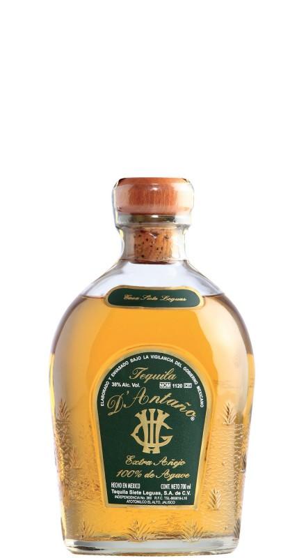 Siete Leguas D'Antaño Extra Anejo Tequila