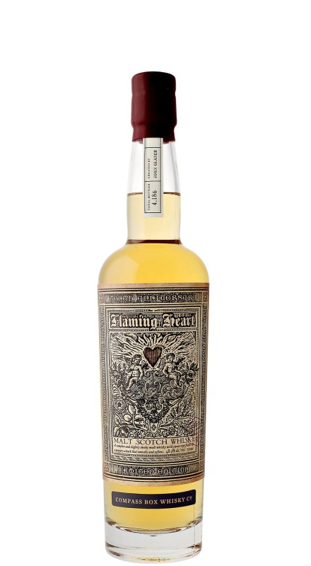 Compass Box Flaming Heart Blended Malt Whisky