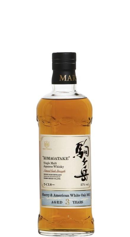 Mars Sherry & American White Oak Single Malt Whisky
