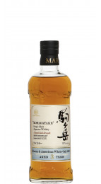 Mars Sherry & American White Oak Single Malt Whisky