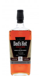 Dad's Hat Pennsylvania Rye Finished in Port Wine Barrels