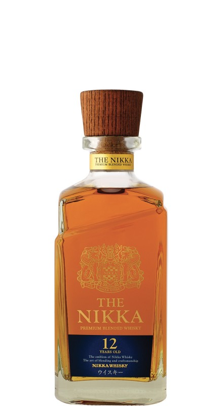 Nikka 12 Y.O. Blended Whisky