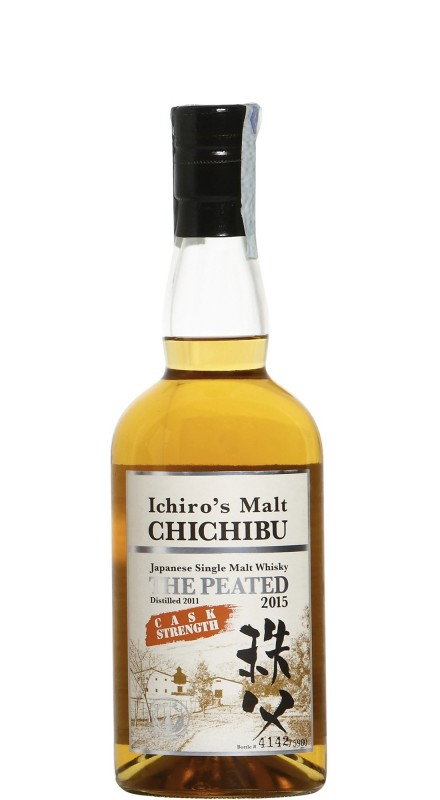 Chichibu 2015 Peated Single Malt Whisky