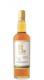 Kavalan Peaty Cask Single Malt Whisky