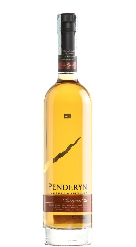 Penderyn Sherrywood Edition Single Malt Whisky