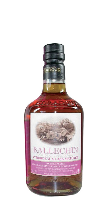 Edradour Ballechin The Discovery Series 7