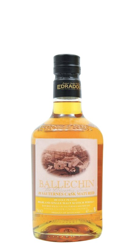 Edradour Ballechin The Discovery Series n°8 Single Malt Whisky