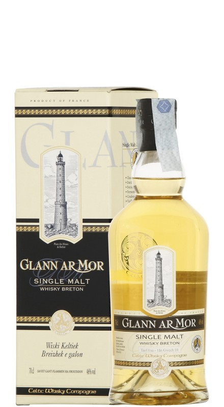 Glann ar Mor Single Malt Whisky