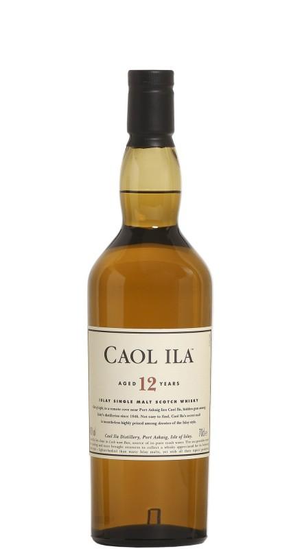 Caol Ila 12 Y.O. Single Malt Whisky