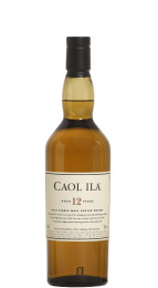 Caol Ila 12 Y.O. Single Malt Whisky