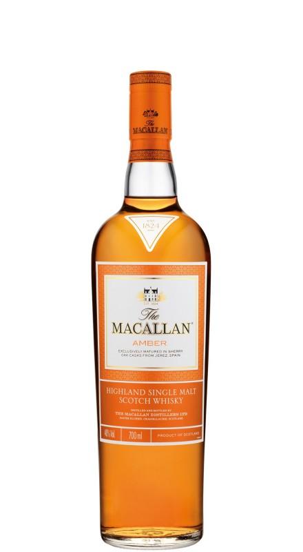 Macallan Amber Single Malt Whisky