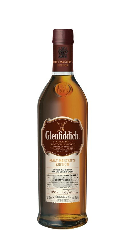 Glenfiddich Malt Master's Edition SIngle Malt Whisky