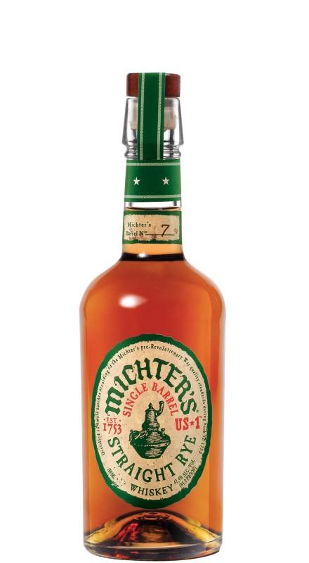 Michter's Us*1 Straight Rye American Whiskey