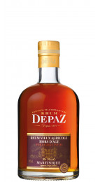 Depaz Port Finish Rhum Agricole