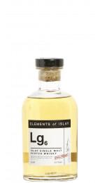 Elements of Islay LG6 Lagavulin Single Malt Whisky