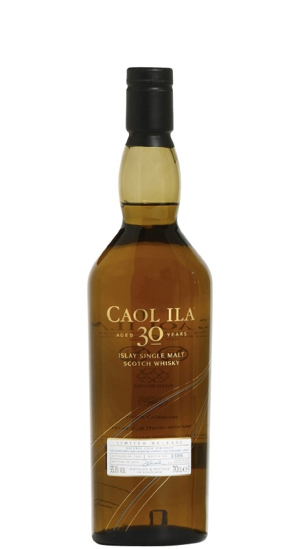 Caol Ila 30 Y.O. 1983 Single Malt Whisky