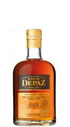 Depaz 2003 Single Cask Rhum Agricole