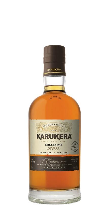 Karukera 2008 L'Expression Rhum Agricole