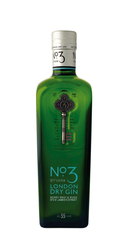 N° 3 High Strength Gin