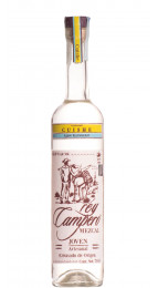 Rey Campero Mezcal Blanco Silvestre Cuishe