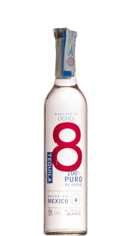 Ocho Blanco 2010 Los Corrales Tequila