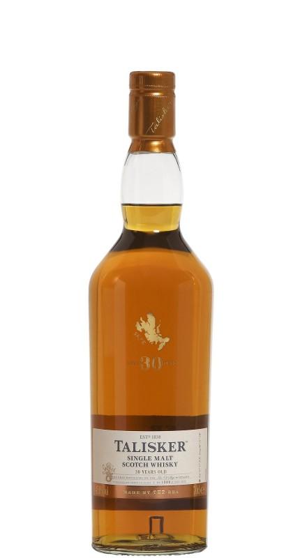 Talisker 30 Y.O. Single Malt Whisky