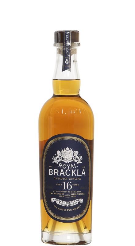 Royal Brackla 16 Y.O. Single Malt Whisky