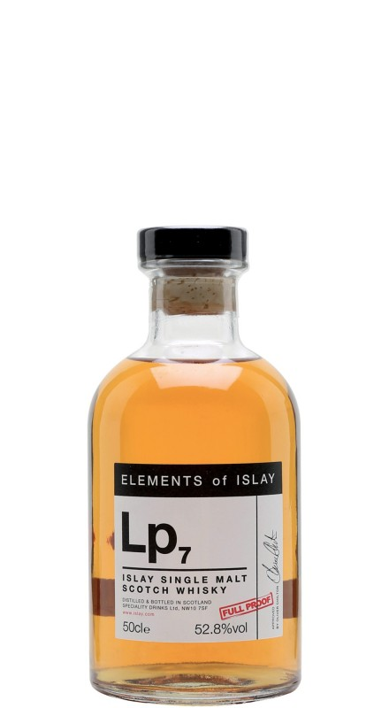 Elements Of Islay LP7 Laphroaig Single Malt Whisky