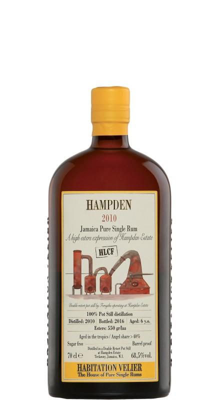 Habitation Velier Hampden HLCF 2010 Rum