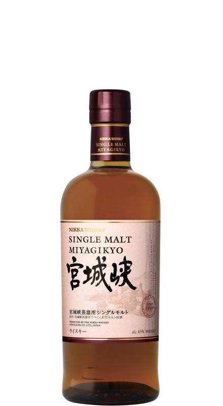 Nikka Miyagikyo No Age Single Malt Whisky