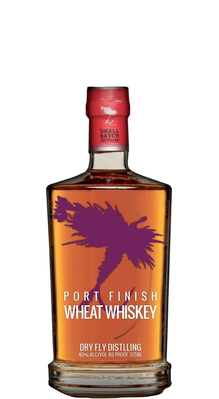 Dry Fly Port Finish Wheat Whiskey