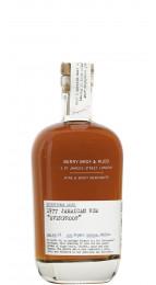 Berry Bros. & Rudd Overproof Jamaican 1977 37 Y.O Rum