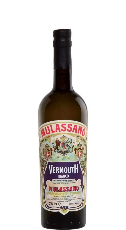 Mulassano Bianco Vermouth