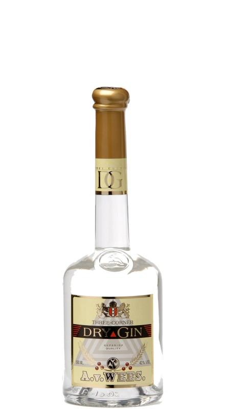 Van Wees Three Corner Dry Gin