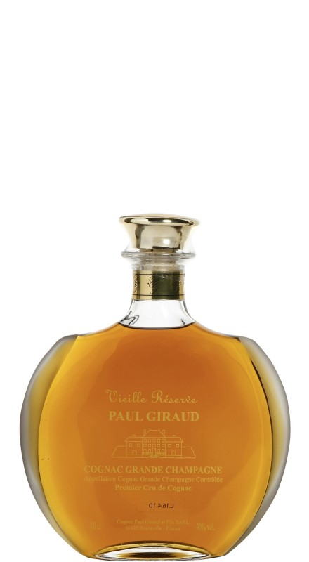 Paul Giraud Vieille Res. Helianthe Decanter Cognac