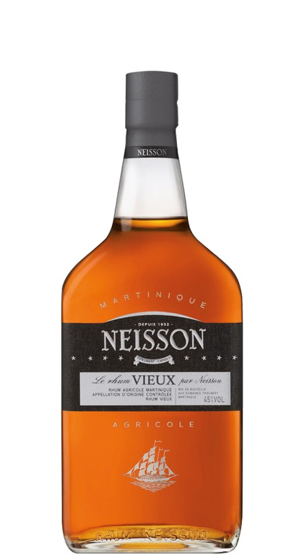 Neisson Le Rhum Vieux Par Neisson