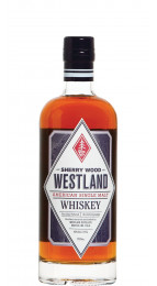 Westland American Single Malt Sherry Wood American Whiskey