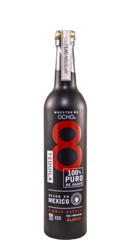 Ocho Blanco Las Aguilas - Limited Edition Tequila