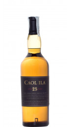 Caol Ila 25 Y.O. Single Malt Whisky