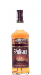 Benriach 30 Y.O. Authenticus Peated Single Malt Whisky