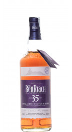 Benriach 35 Y.O. Single Malt Whisky