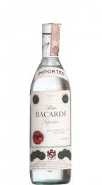 Bacardi Carta Blanca Imported Nassau Bahamas Rum