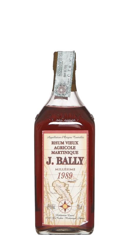Bally 1989 Rhum Agricole