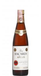 Bacardi 6 Y.O. Extra Special Wax & Vitale Rum